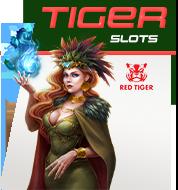 Red Tiger Slot at B9 Casino