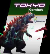 Tokyo Kombat by Gamatron